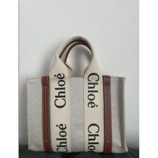 Chloe - クロエ chloe スモールトートバッグ