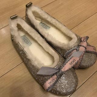 アグ(UGG)の新品 未使用 ugg 靴 23.5cm(スリッポン/モカシン)