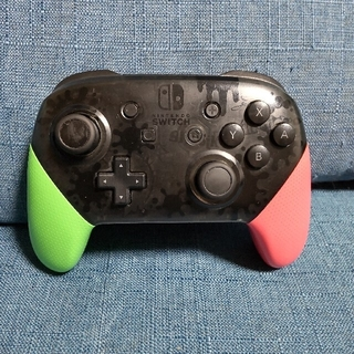 Nintendo Switch - Nintendo Switch Proコントローラー【ジャンク】