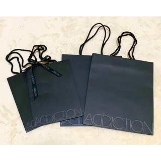 ADDICTION - アディクション 紙袋