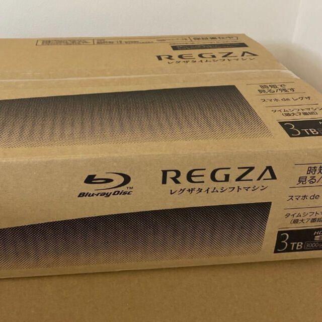 東芝(トウシバ)の【新品 未使用】DBR-M3010  スマホ/家電/カメラのテレビ/映像機器(ブルーレイレコーダー)の商品写真