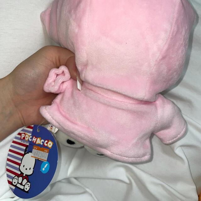 サンリオ(サンリオ)のポチャッコ🖤ぬいぐるみ エンタメ/ホビーのおもちゃ/ぬいぐるみ(ぬいぐるみ)の商品写真