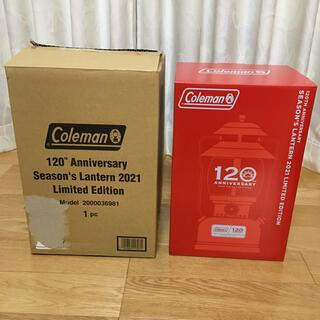 Coleman - コールマン 120周年 2021 シーズンズランタン Coleman 120