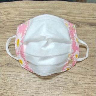 キッズ用不織布一枚仕立てカバーマスク(外出用品)