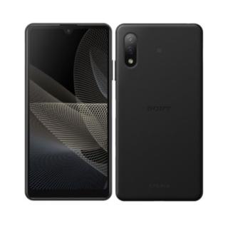 ソニー(SONY)の【はや様専用】ドコモ Xperia Ace II ブラック  SO-41B(スマートフォン本体)