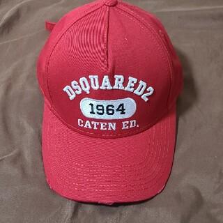 DSQUARED2 - ディースクエアード2ベースボールキャップ