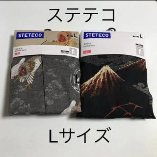 UNIQLO - 新品タグ付き ユニクロ メンズ ステテコ L