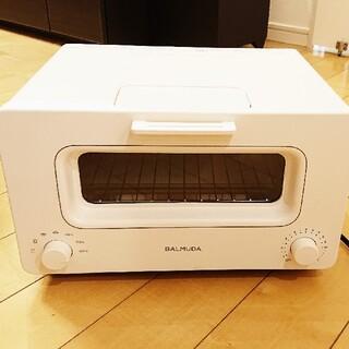 BALMUDA - バルミューダ スチームオーブントースター BALMUDA K01E-WS