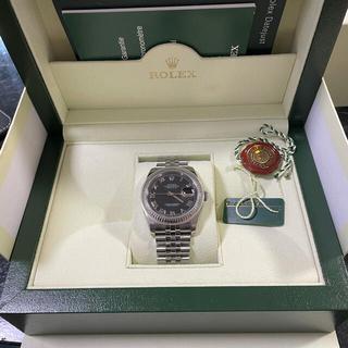 ROLEX - 最終金額 ロレックス ROLEX デイトジャスト 116234 メンズ 腕時計