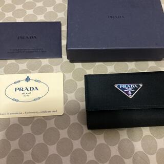 PRADA - 新品PURADAキーケース