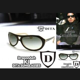 ディータ(DITA)の美品DITA ディータ サングラス グラデーション 付属品完備 kj着用同型(サングラス/メガネ)
