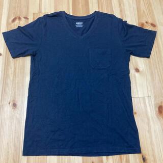 ナノユニバース(nano・universe)のAnti Soaked VネックTシャツ 汗染み防止 nano・universe(Tシャツ/カットソー(半袖/袖なし))