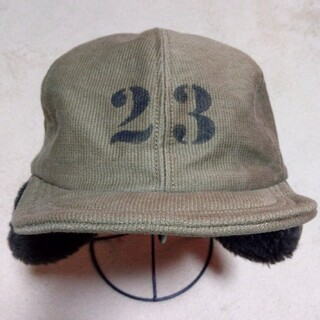 WIRED - Weirdo ウィアード メンズ イヤーフラップ フライトキャップ 帽子
