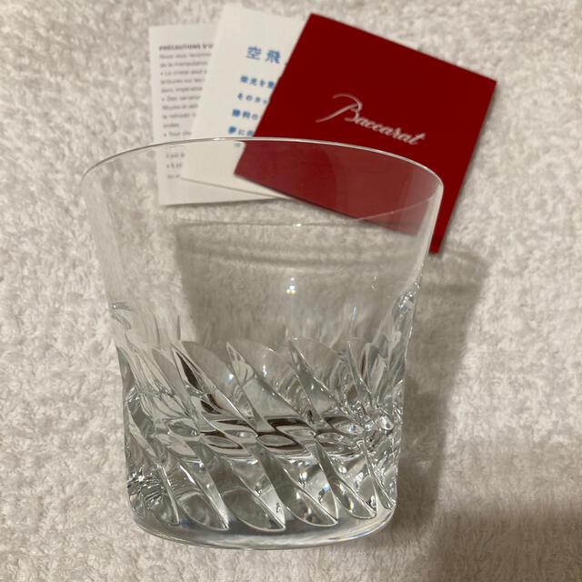 Baccarat(バカラ)の未使用✨Baccarat バカラ グラス インテリア/住まい/日用品のキッチン/食器(グラス/カップ)の商品写真