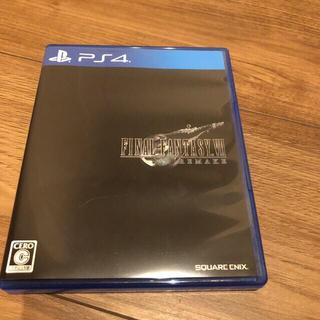 ファイナルファンタジーVII リメイク PS4(家庭用ゲームソフト)