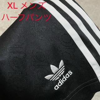 adidas - adidas originals モノグラム ハーフパンツ XL