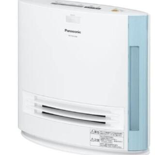 パナソニック(Panasonic)のパナソニックセラミックヒーター加湿機能付き(ファンヒーター)