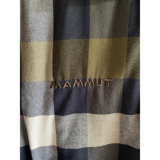 Mammut(マムート)のMAMMUT ネルシャツ Mサイズ スポーツ/アウトドアのアウトドア(その他)の商品写真