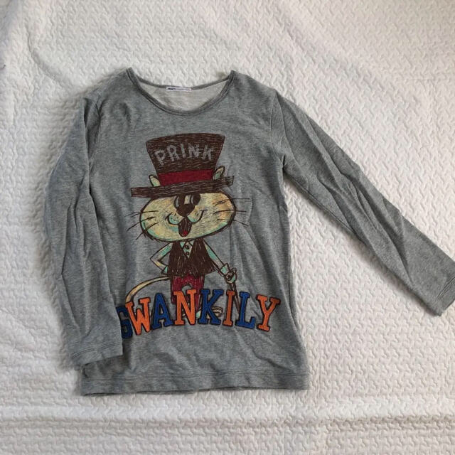 rough(ラフ)のラフ ナチュラルチャーム ラフ ロンティ 長袖 レディースのトップス(Tシャツ(長袖/七分))の商品写真