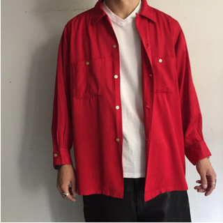 アロー(ARROW)のARROW Vintage Rayon Shirt(シャツ)