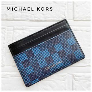 マイケルコース(Michael Kors)のMICHAEL KORS  マイケルコース  カードケース パスケース(名刺入れ/定期入れ)