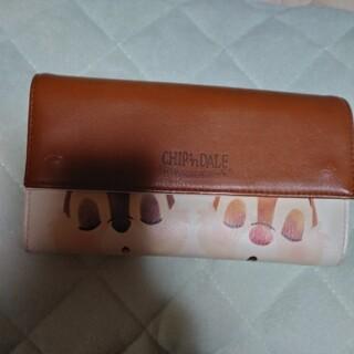 チップアンドデール(チップ&デール)のチップとデールの長財布 訳あり(財布)