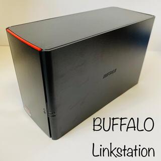 Buffalo - BUFFALO Link Station 4TB HDD 保証期間内