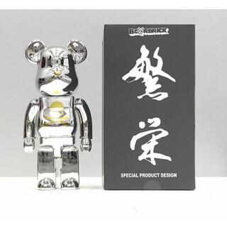 メディコムトイ(MEDICOM TOY)のmastermind JAPAN x MEDICOM TOY BE@RBRICK(模型/プラモデル)