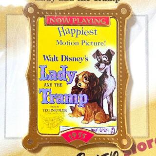 Disney - 新品!ディズニー わんわん物語 ピンバッジ ピンバッチ ディズニーストア WDW