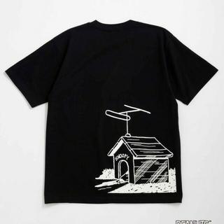 スヌーピー(SNOOPY)のSNOOPY PEANUTS Tシャツ WILD LIFE TAILOR(シャツ)