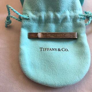 ティファニー(Tiffany & Co.)の☆正規品☆鑑定済み ティファニー マネークリップ starling (マネークリップ)