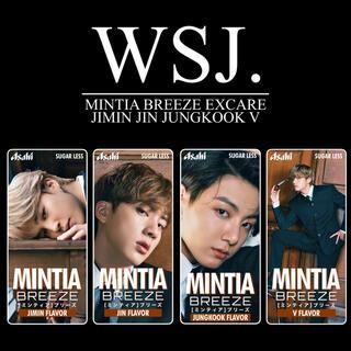 ボウダンショウネンダン(防弾少年団(BTS))のWSJ.»MINTIA★BTS(アイドルグッズ)