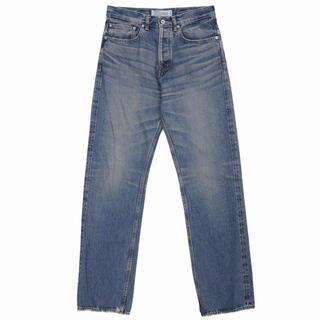 Jieda - DAIRIKU/Vintage Washed Slim Denim Pants