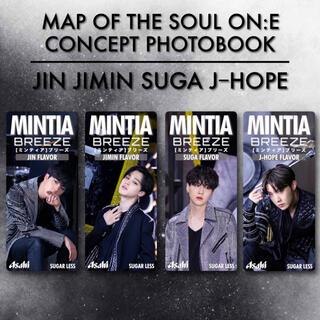ボウダンショウネンダン(防弾少年団(BTS))のMAP OF THE SOUL ON:E»MINTIA★BTS(アイドルグッズ)