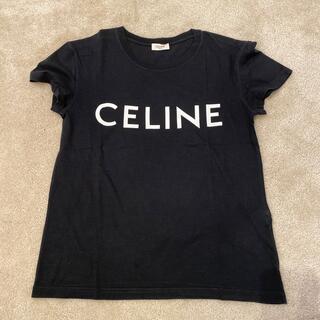 celine - セリーヌ Tシャツ 黒