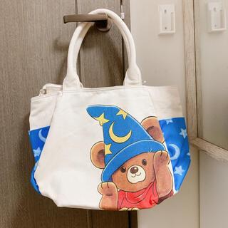 ディズニー(Disney)の【新品】D23 EXPO ユニベア トートバッグ(トートバッグ)
