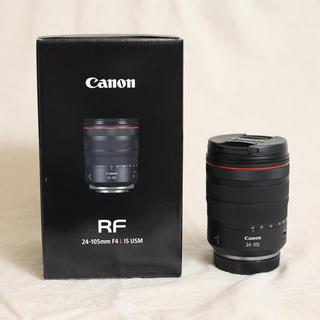 Canon - canonキャノン RF24-105mm F4L IS USM