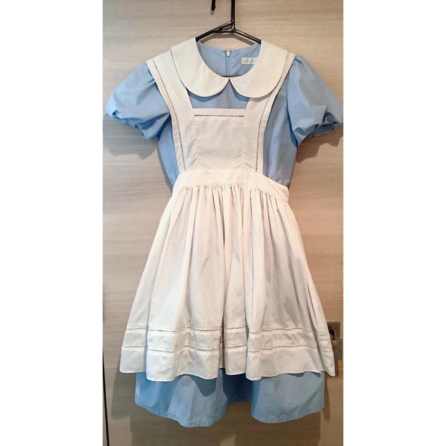 Innocent World(イノセントワールド)のMelody Basket  Alice Apron Dress アリス レディースのワンピース(ひざ丈ワンピース)の商品写真