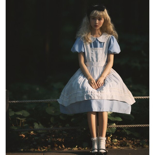 Emily Temple cute - Melody Basket  Alice Apron Dress アリス