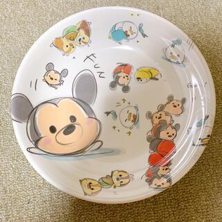 ディズニー(Disney)の【新品】ツムツム ミッキーフレンズ メラミン パスタボウル ディズニーストア(食器)