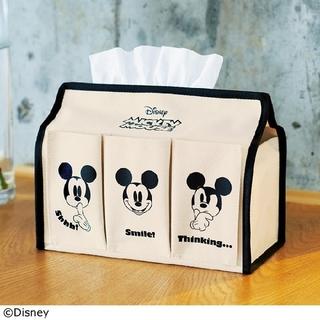 ミッキーマウス(ミッキーマウス)のSPRiNG(スプリング)2021年7月 付録 ミッキー ティッシュBOXケース(ファッション)