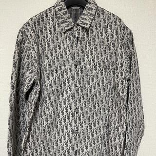 ディオール(Dior)の正規品ディオール オブリーク ステューシーコラボ オーバーシャツ新品未使用 完売(シャツ)