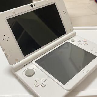 ニンテンドー3DS(ニンテンドー3DS)のNintendo 3DS LL ホワイト(家庭用ゲーム機本体)