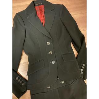 バーバリー(BURBERRY)の16日午前中迄 美品 バーバリー パンツスーツ ジャケット ブラック(スーツ)