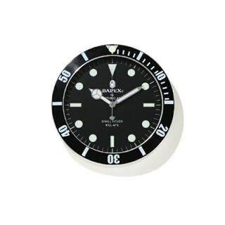 A BATHING APE - A BATHING APE BAPEX WALL CLOCK 掛け時計