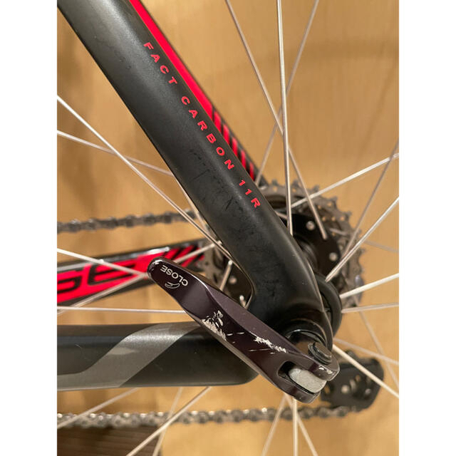 Specialized(スペシャライズド)のS-WORKS VENGE Di2 ULTEGRA スペシャライズド サイズ54 スポーツ/アウトドアの自転車(自転車本体)の商品写真