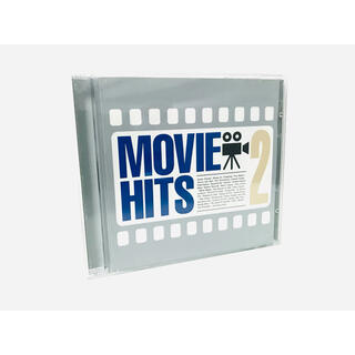 ★専用★『ムービーヒッツ2』映画主題歌ベスト盤 サントラCD(映画音楽)