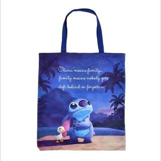 Disney - ディズニーストア スティッチ エコバッグ
