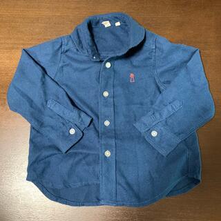 ラーゴム(LAGOM)のLAGOM 100 シャツ 子供服(Tシャツ/カットソー)