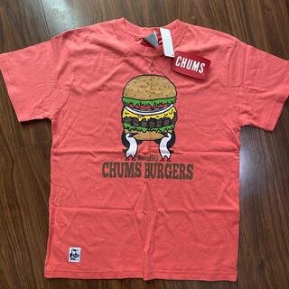 CHUMS - チャムス Tシャツ ハンバーガー